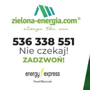 Energy- Express Paweł Błaszczak