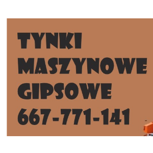 EMKA Tynki Gipsowe Maszynowe
