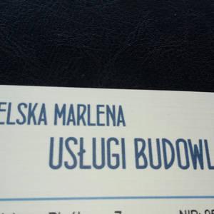 Marlena Dziecielska USŁUGI BUDOWLANE