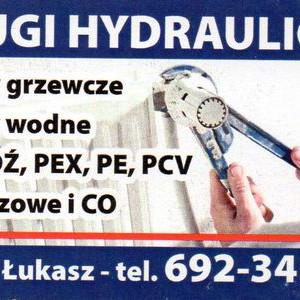 Uslugi Hydrauliczno Budowlane Łukasz Piasecki