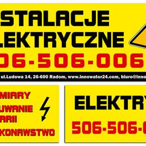 INNOWATOR Diagnostyka, pomiary sieci i instalacji elektrycznych. Sebastian Głogowski
