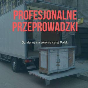 Przeprowadzki -transport