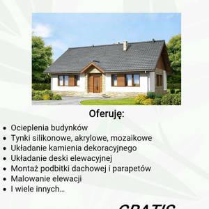 Rafał Kret Firma Elewacyjno-Remontowa