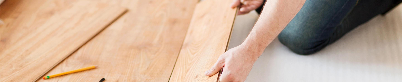 Układanie paneli podłogowych Knurów