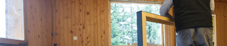 Uszczelnianie okien Świnoujście