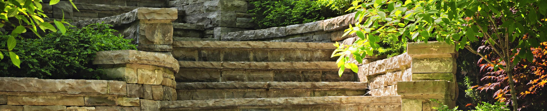 Schody z kamienia Włoszczowa