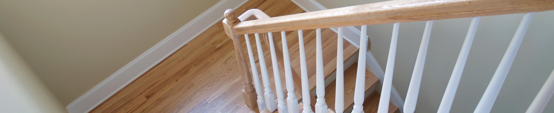 Balustrady schodowe Ozorków