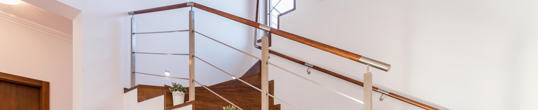 Poręcze do schodów Międzyrzecz