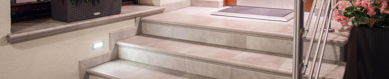 Budowa schodów zewnętrznych