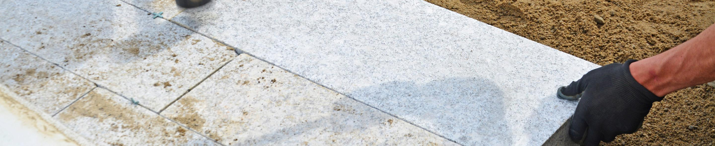 Układanie kostki granitowej Dębno