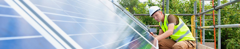 Montaż kolektorów słonecznych Gliwice