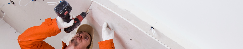 Montaż sufitu podwieszanego Kolbudy